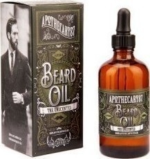 Apothecary87 Unscented Beard Oil 100ml