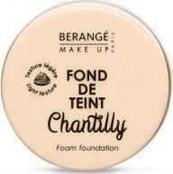 Berange Make Up Paris Chantilly Foam Foundation Light Beige 13gr