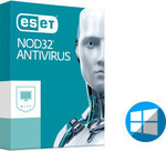 Eset NOD32 Antivirus (10 Licences , 1 Year) Key