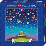 Mordillo Cartoon: Firmament 1000pcs (29800) Heye