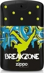 Zippo Breakzone For Him Eau de Toilette 75ml