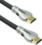 Remax Braided Cable HDMI male - HDMI male 1m (RC-038h-1m)