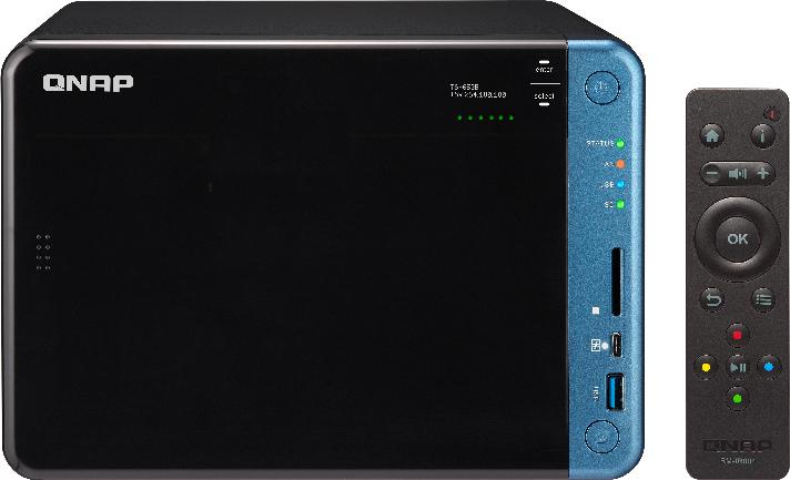 QNap TS-653B-4G (TS-653B-4G) - Πληρωμή και σε έως 36 Δόσεις!!!