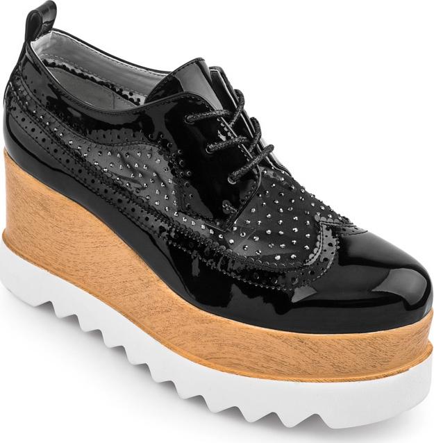 Oshoes 2553 Black Patent - Skroutz.gr 22d61a25195
