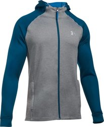Under Armour Tech Terry Fitted Full Zip Hoody 1295921-025