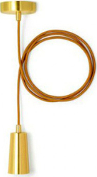 Plumen Drop Cap Brass