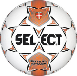 Select Sport Futsal Attack No 4 Orange