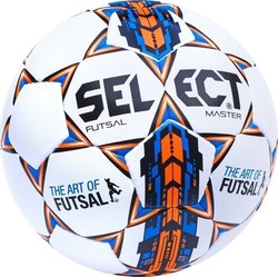 Select Sport Futsal Master No 4 Blue - Orange 10581