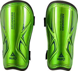 Select Sport Shin Guards Standard Green