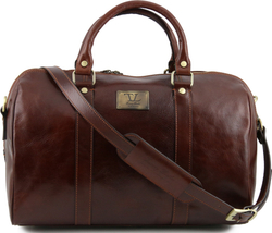 Tuscany Leather TL VOYAGER TL141250 Brown 42cm