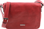 Tuscany Leather TL Messenger TL141301 Red