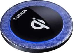 Varta Charger II Wireless Charging Pad (Qi) Μπλε (57911101111)