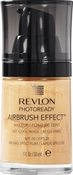 Revlon Photoready Airbrush Effect 007 Cool Beige SPF20 30ml