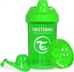 Twistshake Crawler Cup Green 300ml