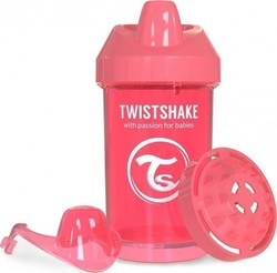 Twistshake Crawler Cup Peach 300ml