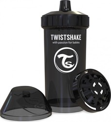 Twistshake Kid Cup Black 360ml