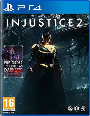 Injustice 2 (Deluxe Edition) PS4