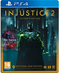 Injustice 2 (Ultimate Edition) PS4