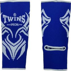 Twins Special Ankle Guard Twins Cotton Tribal - Blue