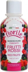 Parisienne Italia Fiorile Bath Foam Red Fruits 1000ml