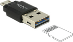 DeLock Micro USB OTG Card Reader