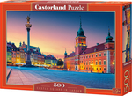 Castle Square in Warsaw 500pcs (B-52486) Castorland