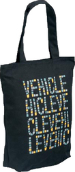 VEHICLE MOSAIC BAG BLACK
