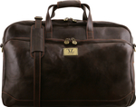 Tuscany Leather Samoa TL141453 Dark Brown 56cm