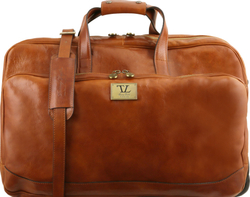 Tuscany Leather Samoa TL141453 Honey 56cm