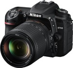 Nikon D7500 Kit (AF-S DX 18-140mm f/3.5-5.6G ED VR)