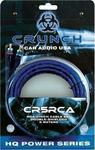 Crunch Cable 2x RCA male - 2x RCA male 5m (CR5RCA)