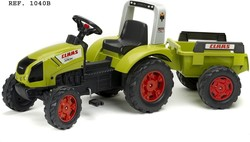 Falk Claas Arion 430 + Trailer