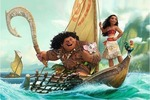 Disney: Moana on the wave 100pcs (15334) Trefl