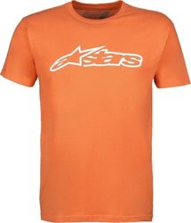 ALPINESTARS BLAZE TEE ORANGE/WHITE