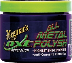 Meguiar's All Metal Polysh (G13005) 142gr