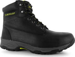 Dunlop Safety Boots Black