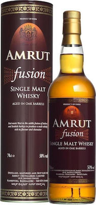 Amrut Distilleries Fusion Ουίσκι 700ml
