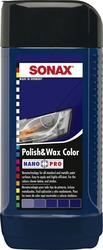 Sonax Polish & Wax COLOR Nano Pro (02962410) 250ml