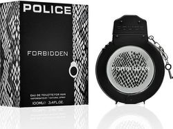Police Forbidden for Man Eau de Toilette 100ml