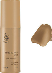 Peggy Sage Μat Foundation Beige Miel 30ml