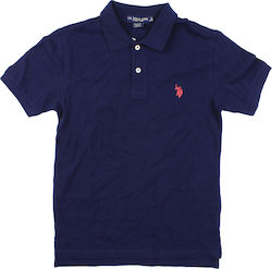 US POLO ASSN Polo T-shirt παιδικό 126650V1 CLNV