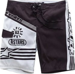 ALPINESTARS BANKED BOARDSHORT BLACK