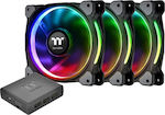 Thermaltake Riing Plus 12 RGB Radiator Fan TT Premium Edition (3 Pack) 120mm