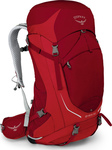 Osprey Stratos 50L Red