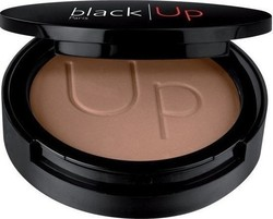 Black Up Paris Two Way Cake Foundation Compact TW 03 11gr