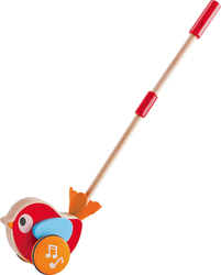 Hape Push & Pull Bird