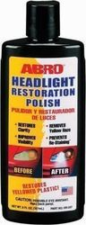 Abro Headlight Restoration Polish 237ml