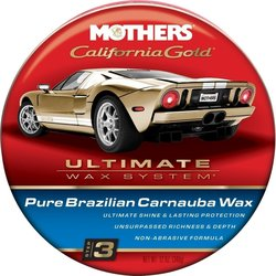 Mothers California Gold Pure Brazilian Carnauba Wax (05550) 340gr
