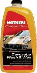Mothers California Gold Carnauba Wash & Wax (05674) 2lt