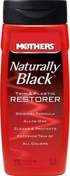 Mothers Naturally Black Trim and Plastic Restorer (46112) 350ml